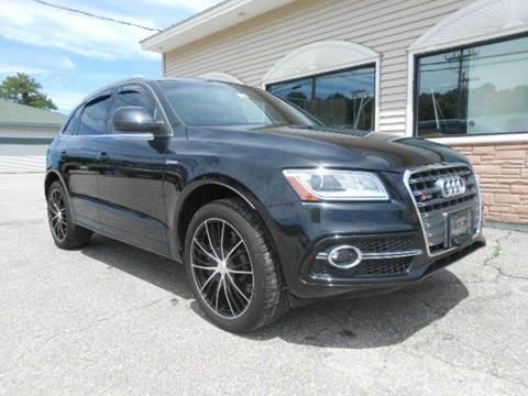 2014 Audi SQ5 for sale in Auburn, ME