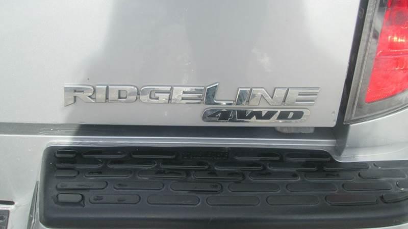 2007 Honda Ridgeline AWD RTL 4dr Crew Cab w/Navi - Denver CO