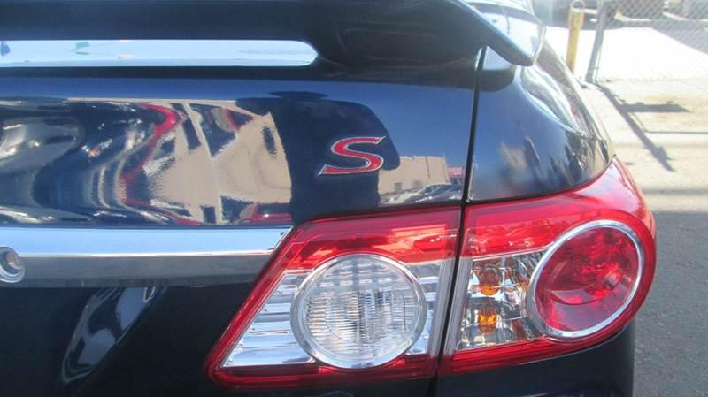 2012 Toyota Corolla L 4dr Sedan 4A - Denver CO
