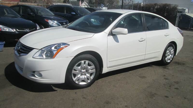 2011 Nissan Altima 2.5 4dr Sedan - Denver CO