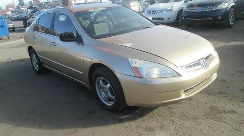 2005 Honda Accord LX 4dr Sedan - Denver CO