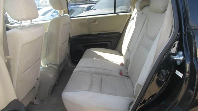 2003 Toyota Highlander Fwd 4dr SUV V6 - Denver CO