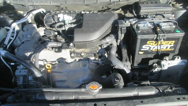2008 Nissan Rogue AWD S Crossover 4dr - Denver CO