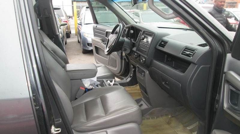 2012 Honda Ridgeline 4x4 RTL 4dr Crew Cab - Denver CO