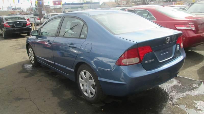 2006 Honda Civic LX 4dr Sedan w/automatic - Denver CO