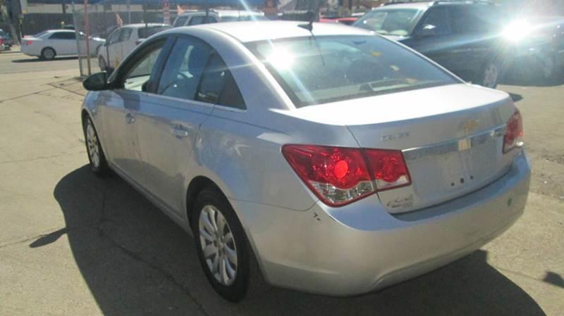 2011 Chevrolet Cruze LS 4dr Sedan - Denver CO