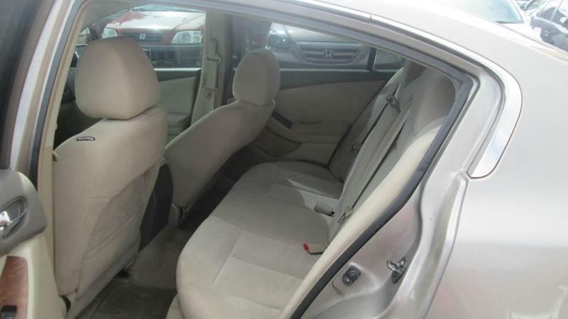 2008 Nissan Altima 2.5 4dr Sedan - Denver CO