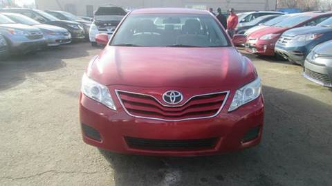2011 Toyota Camry for sale in Denver, CO