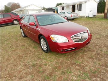 2010 Buick Lucerne for sale in Statesville, NC
