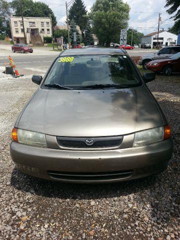1998 Mazda Protege