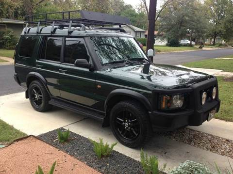 2004 Land Rover Discovery for sale in Ozark, MO