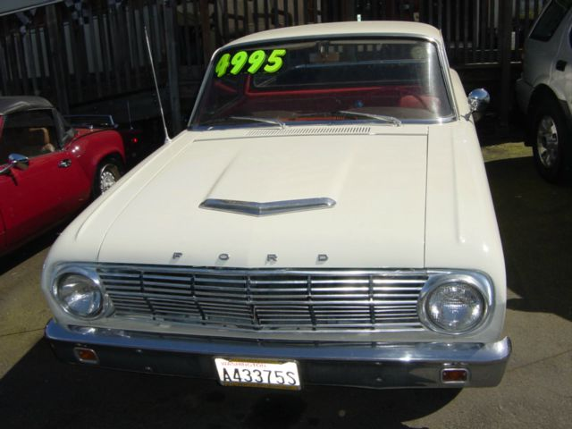 1963 Ford Ranchero For Sale In Vancouver Battle Ground