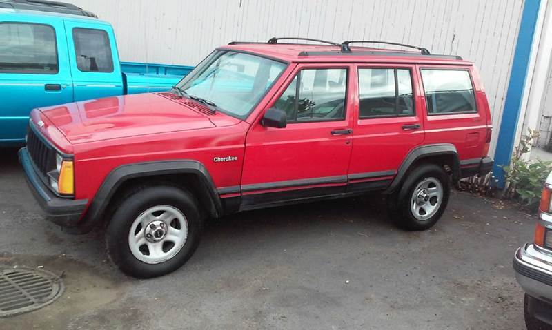 1994 Jeep Cherokee Sport 4dr 4wd Suv In Vancouver Battle