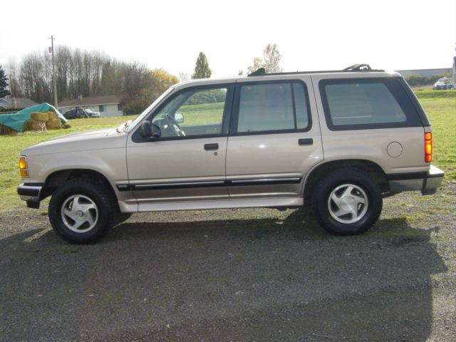 Used 1993 ford explorer for sale for Paul christensen motors vancouver inventory