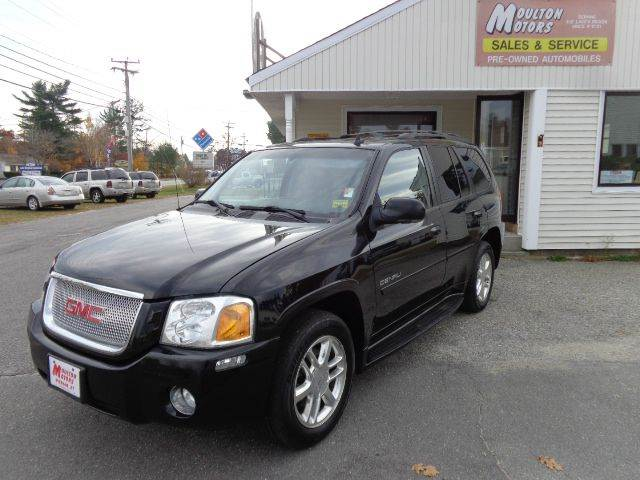 2007 gmc envoy denali 4dr suv 4wd in windham me moulton for Gmc motors near me
