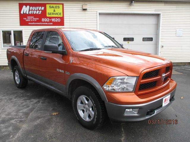2010 Dodge Ram Pickup 1500 In Windham Me Moulton Motors