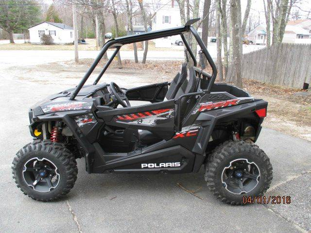 2015 Polaris Ranger Rzr In Windham Me Moulton Motors