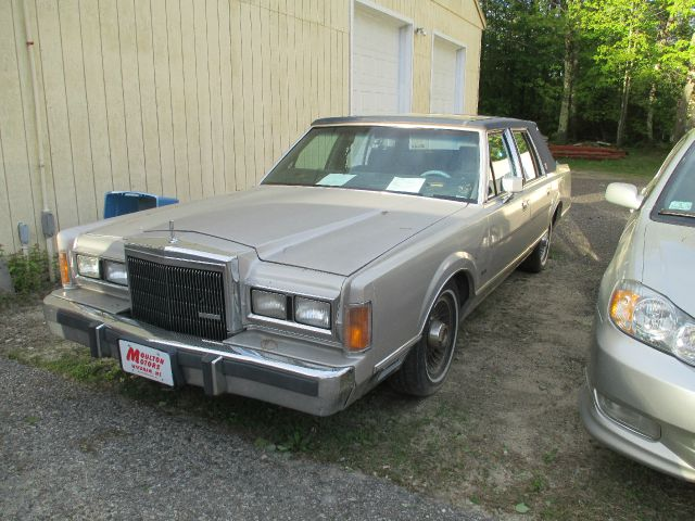 89 Lincoln Town Car for Sale