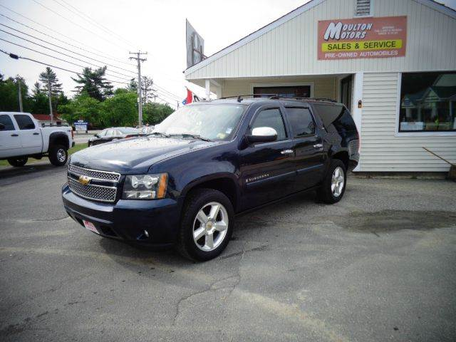 2007 chevrolet suburban ltz 1500 4dr suv 4wd in windham. Black Bedroom Furniture Sets. Home Design Ideas