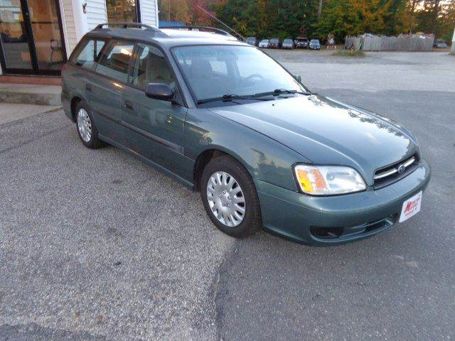 2002 Subaru Legacy L Awd 4dr Wagon In Windham Me Moulton