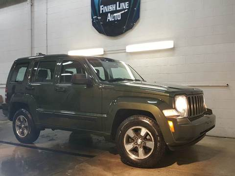 2008 Jeep Liberty for sale in Hudsonville, MI