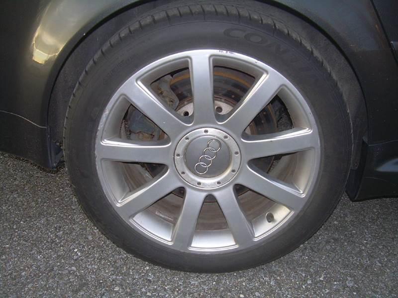2003 Audi RS 6 AWD 4dr quattro Turbo Sedan - South Burlington VT