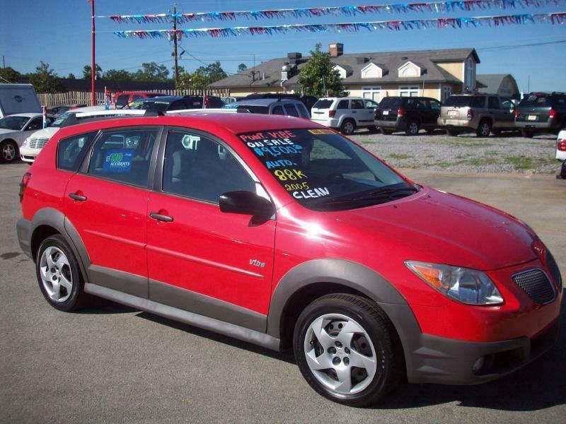 2005 Pontiac Vibe for sale in Moody AL