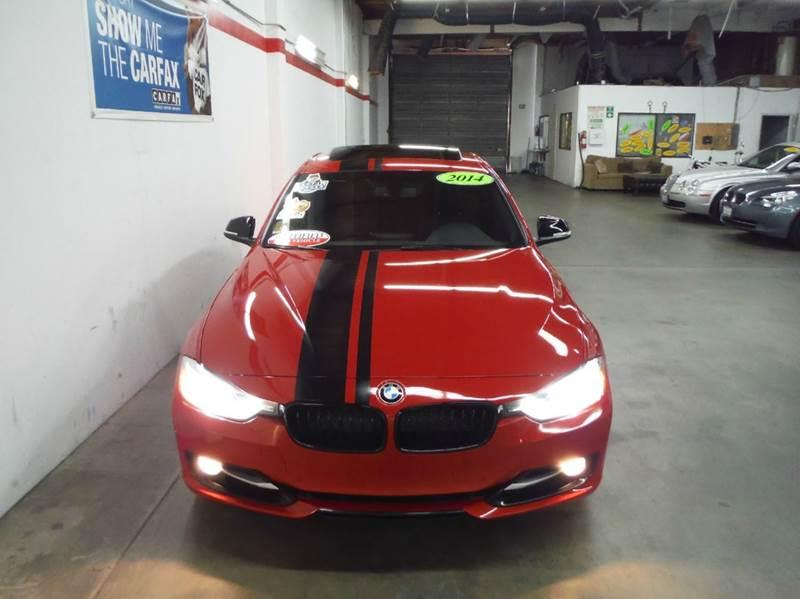 2014 BMW 3 Series AWD 335i xDrive 4dr Sedan SA - Sacramento CA