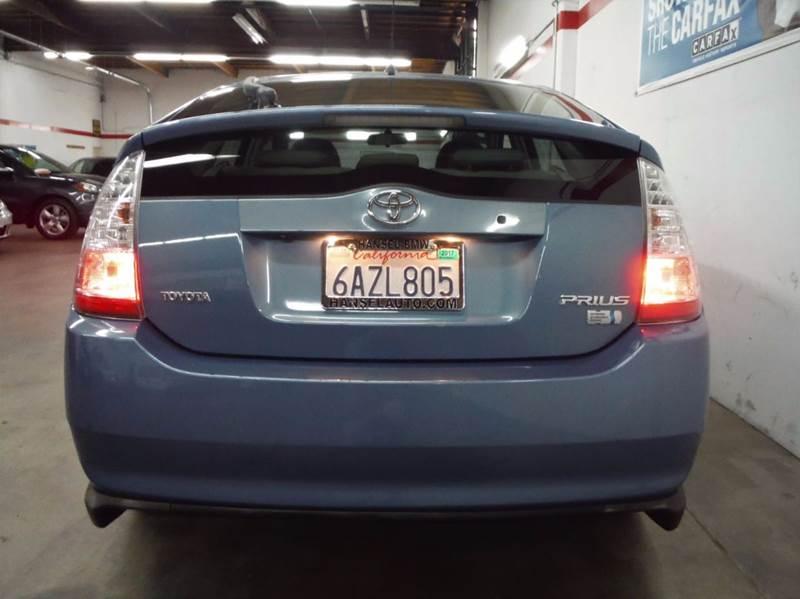 2007 Toyota Prius Touring 4dr Hatchback - Sacramento CA