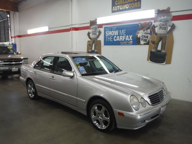 2002 Mercedes-Benz E-Class for sale in Sacramento CA