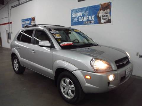 2007 Hyundai Tucson for sale in Sacramento, CA