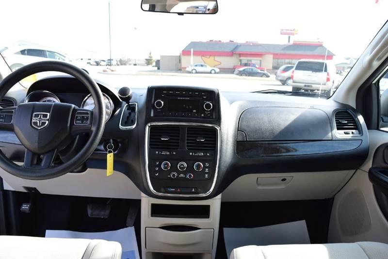 2012 Dodge Grand Caravan SE 4dr Mini-Van - Marysville KS