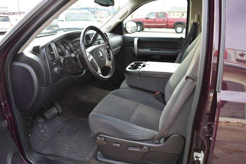 2008 Chevrolet Silverado 1500 4WD LT2 4dr Crew Cab 5.8 ft. SB - Marysville KS