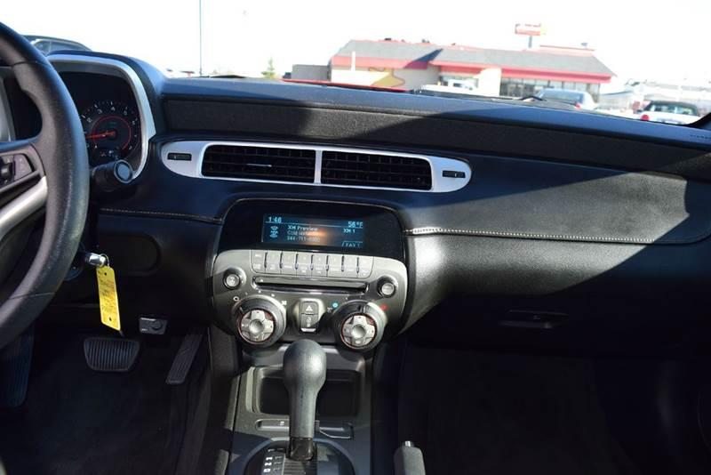 2012 Chevrolet Camaro LT 2dr Coupe w/1LT - Marysville KS