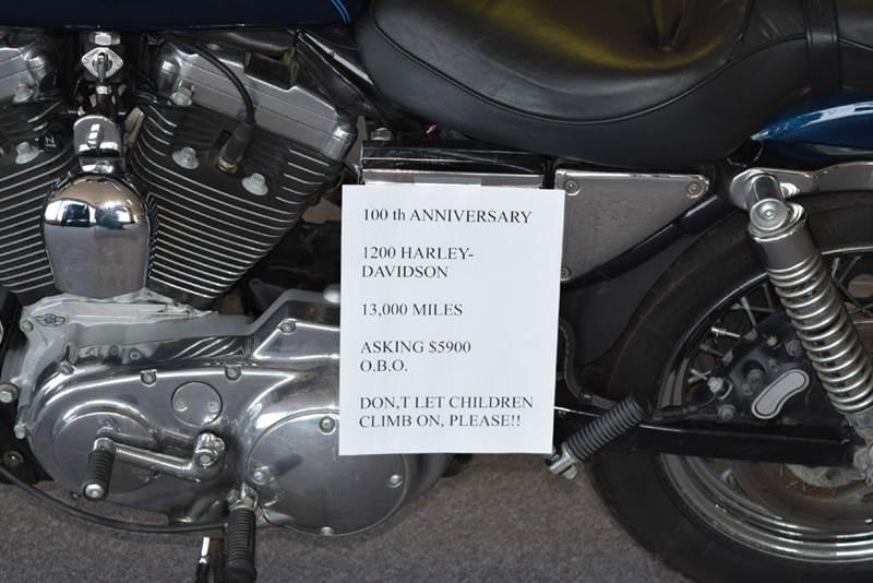 2003 Harley-Davidson Sportster  - Marysville KS