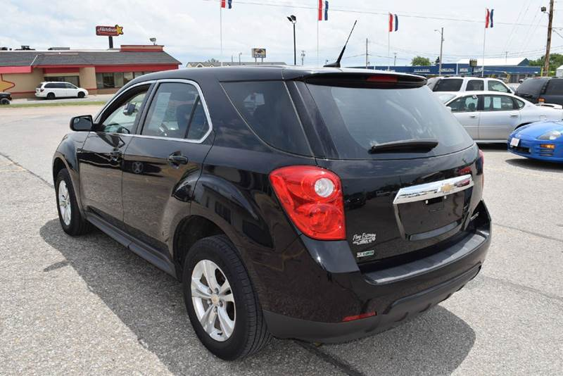 2012 Chevrolet Equinox LS 4dr SUV - Marysville KS