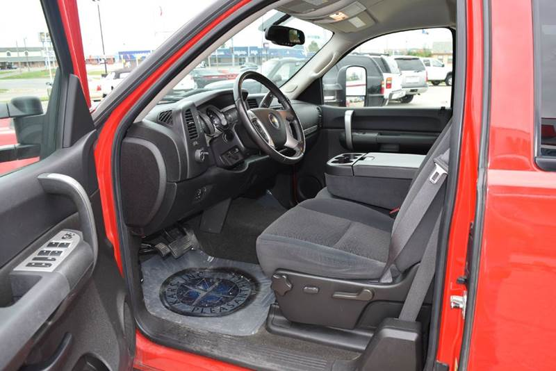2007 Chevrolet Silverado 2500HD LT1 4dr Extended Cab 4WD SB - Marysville KS