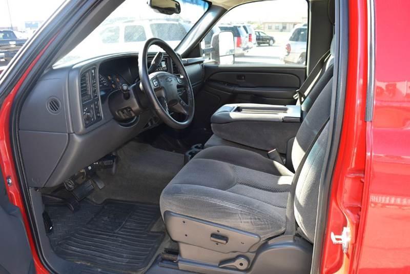 2007 Chevrolet Silverado 2500HD Classic LT1 4dr Crew Cab 4WD SB - Marysville KS