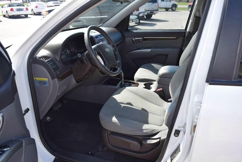 2010 Hyundai Santa Fe AWD GLS 4dr SUV 6A - Marysville KS