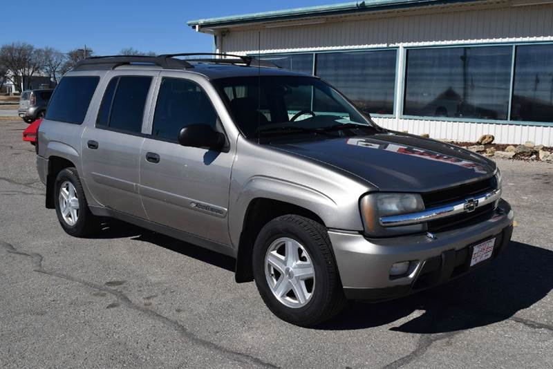 2003 Chevrolet TrailBlazer EXT LT 4WD 4dr SUV - Marysville KS