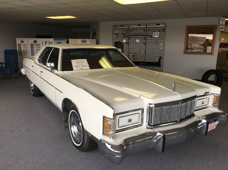 1978 Mercury Grand Marquis  - Marysville KS