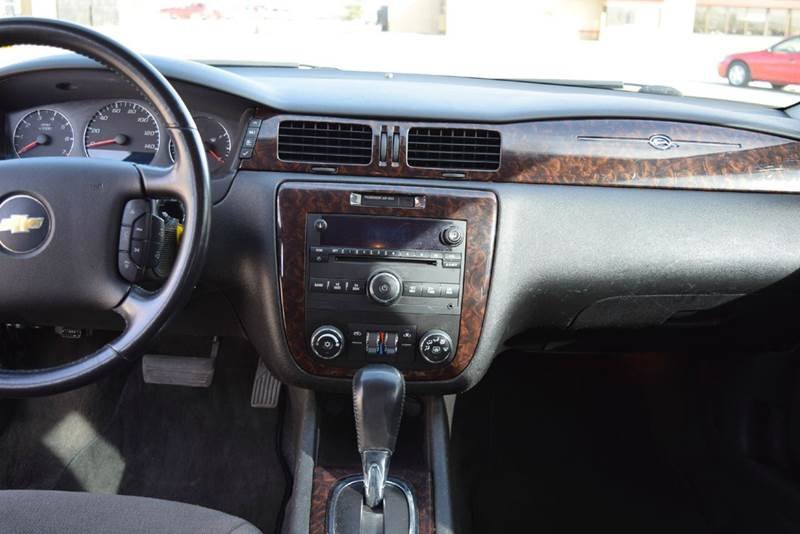 2012 Chevrolet Impala LT Fleet 4dr Sedan - Marysville KS