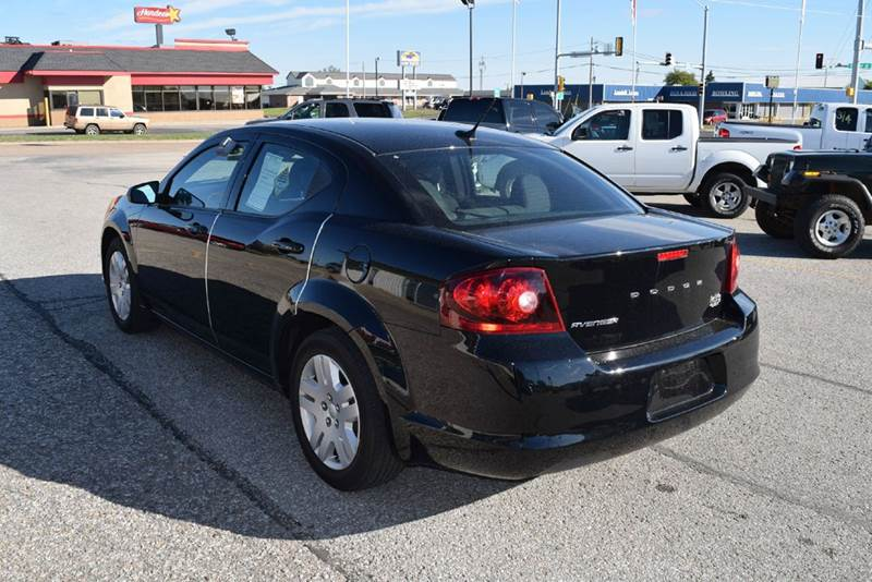 2014 Dodge Avenger SE 4dr Sedan - Marysville KS