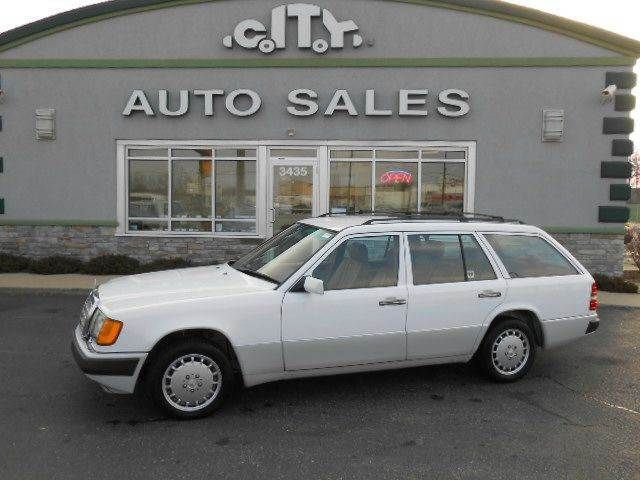 1992 Mercedes-benz 300-class For Sale