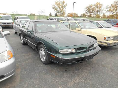 1996 Oldsmobile Eighty-Eight for sale in Park City, IL