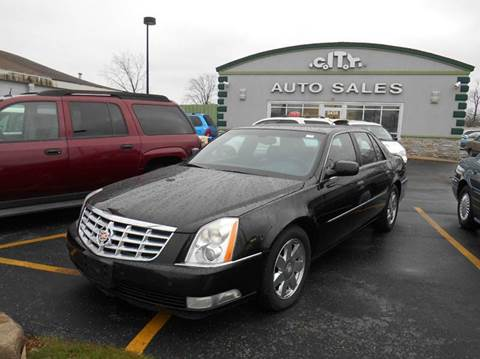 2007 Cadillac DTS for sale in Park City, IL