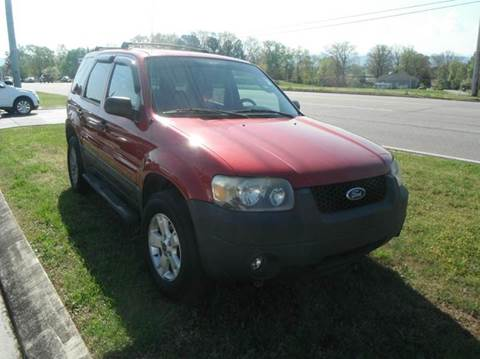 2005 Ford Escape for sale in Maryville, TN