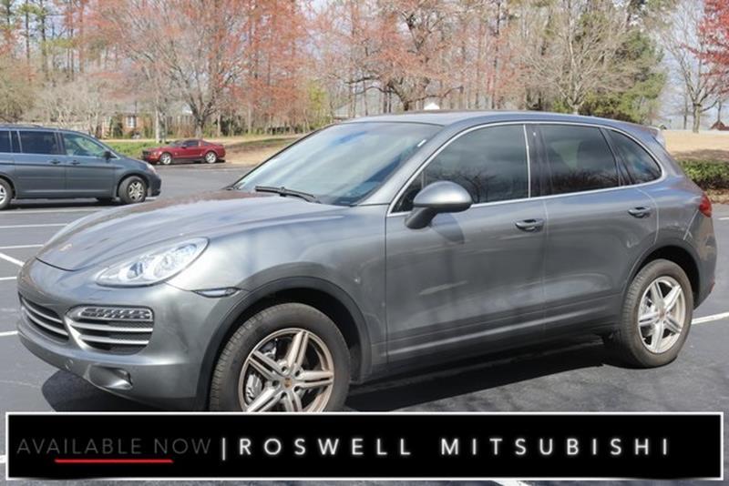 2014 Porsche Cayenne for sale in Roswell, GA