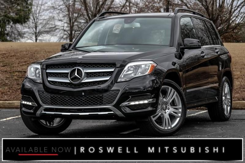 2015 mercedes benz glk for sale for Mercedes benz roswell