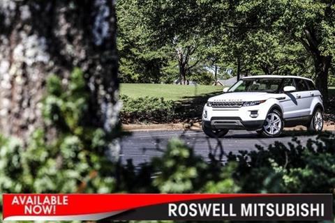 2013 Land Rover Range Rover Evoque for sale in Roswell, GA